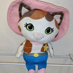Disney Junior Sheriff Callie Wild West Singing